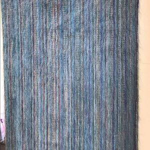 Shupaca alpaca wool scarf NEW WITH TAGS